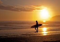 surfing mayo